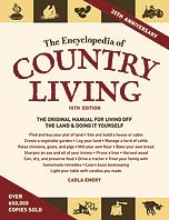 The Encyclopedia of Country Living, Book