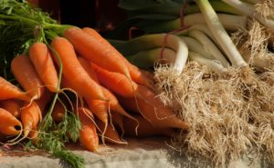 Carrots a staple in every heirloom garden. - St. Clare Heirloom Seeds