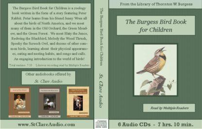 The Burgess Bird Book for Children Audiobook CD Set - St. Clare Heirloom Seeds