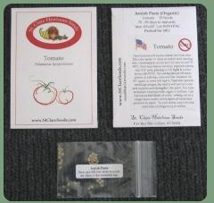 Seed Envelope - St. Clare Heirloom Seeds