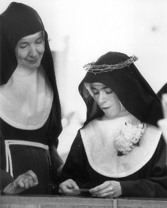Poor Clare Profession of Vows